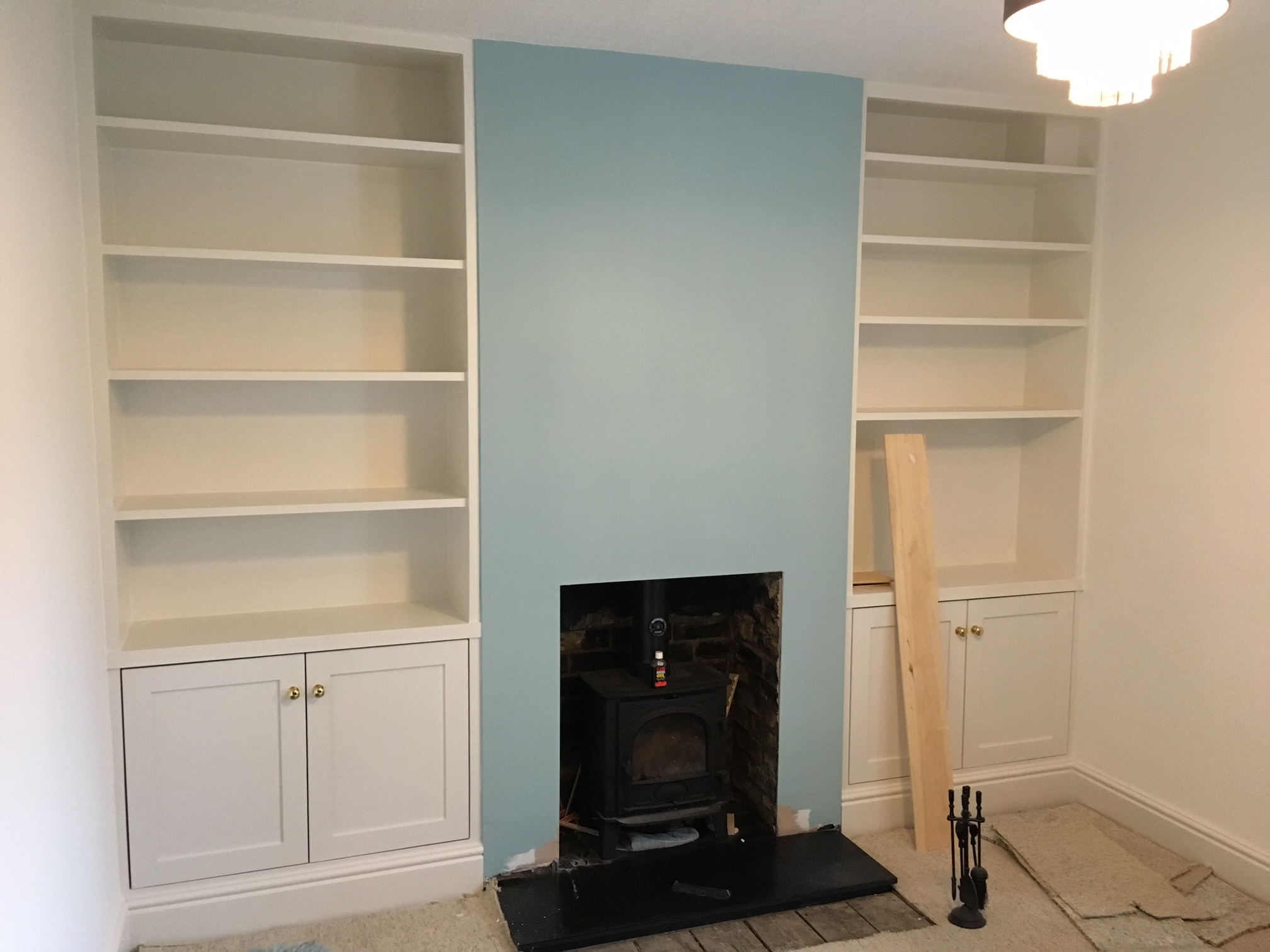 Fitted Shelving Cupboards And Flooring P D Carpentry